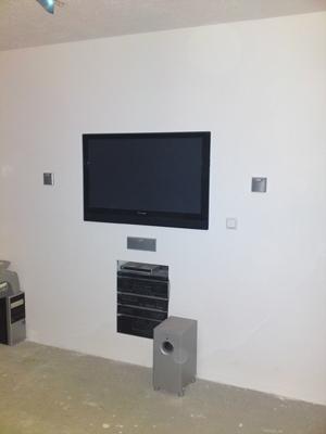 Wandhalterung tv kabel verstecken ~ Ihr Traumhaus Ideen